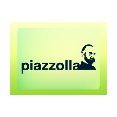 Piazzolla logo template