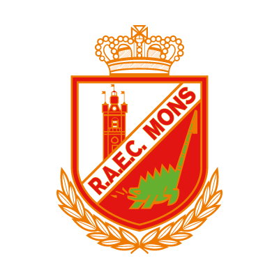 RAEC Mons (Old) vector logo