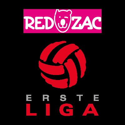 Red Zac Erste Liga vector logo