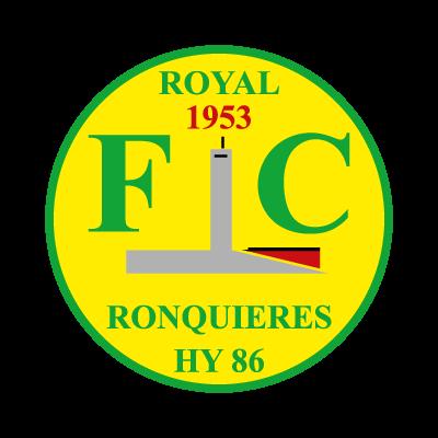 RFC Ronquieres-HY (1953) logo vector