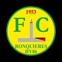 RFC Ronquieres-HY 86 vector logo