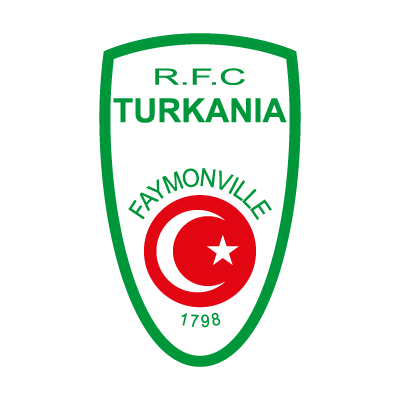 RFC Turkania Faymoville 1798 logo vector