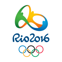 Rio olympic logo template