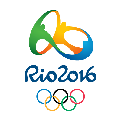 Rio olympic logo template