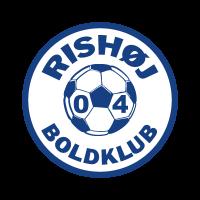 Rishoj BK vector logo