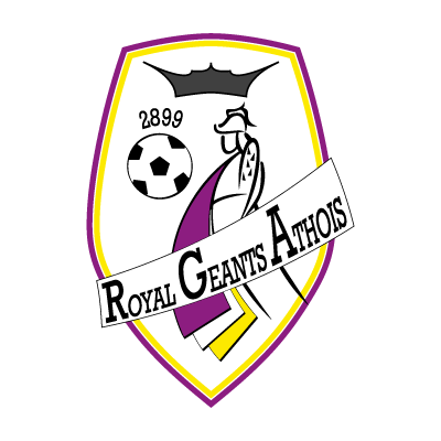 Royal Geants Athois logo vector