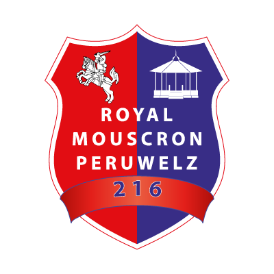 Royal Mouscron Peruwelz logo vector