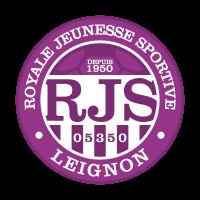 Royale Jeunesse Sportive Leignon (1950) vector logo
