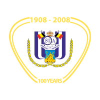 RSC Anderlecht (100 years) vector logo