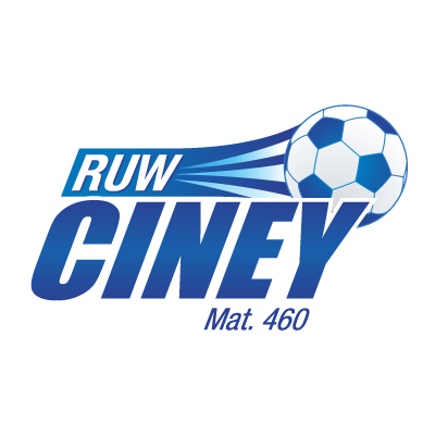 RU Wallonne Ciney logo vector