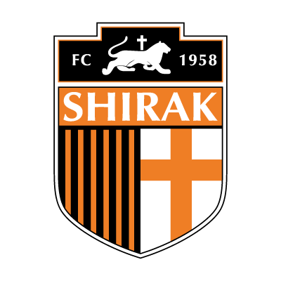 Shirak FC logo vector