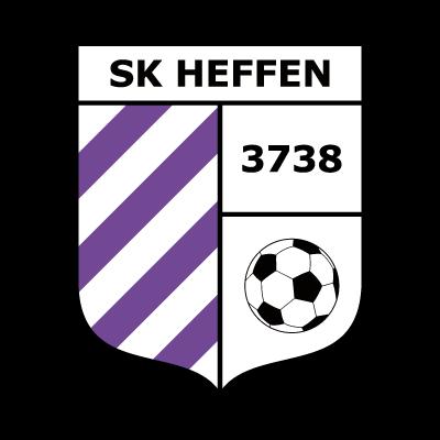 SK Heffen vector logo