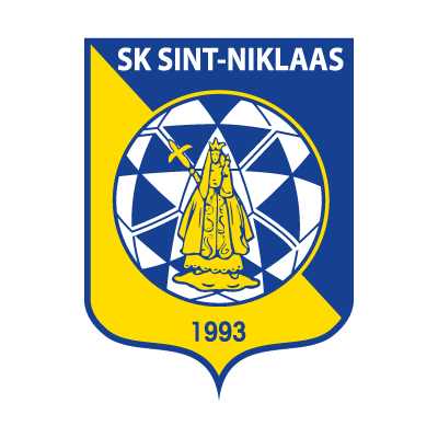 SK Sint-Niklaas logo vector