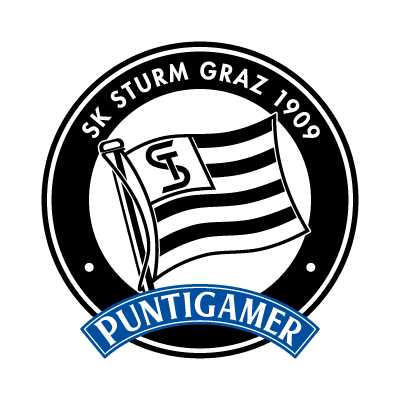 SK Sturm Graz (1909) logo vector