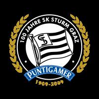 SK Sturm Graz (Puntigamer) vector logo