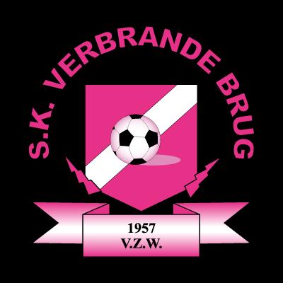 SK Verbrande Brug logo vector