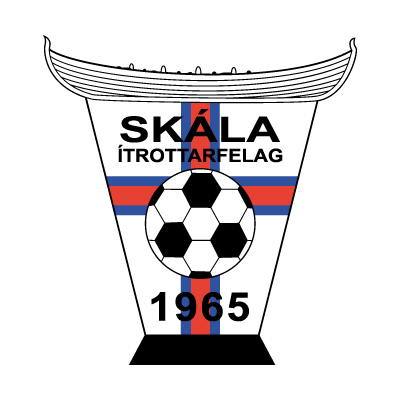 Skala Itrottarfelag logo vector