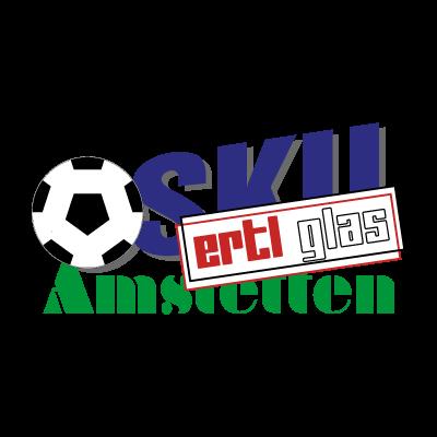 SKU Ertl Glas Amstetten vector logo