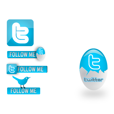 Social networking logo template