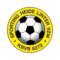 Sporting Heide Linter vector logo