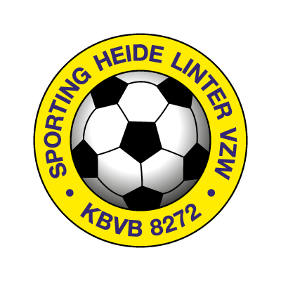 Sporting Heide Linter vector logo