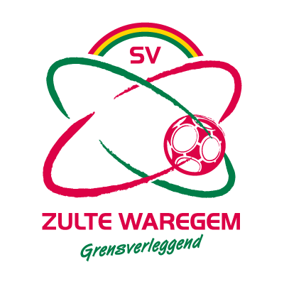SV Zulte-Waregem (Current) logo vector