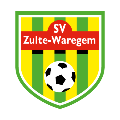SV Zulte-Waregem (Old) logo vector