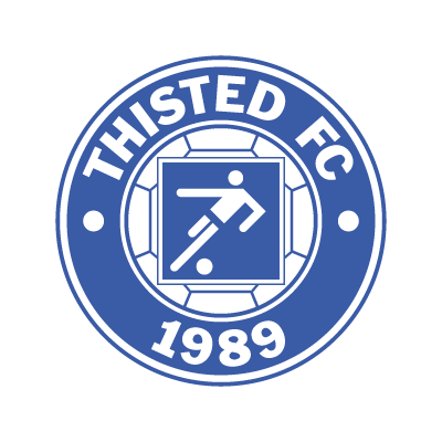 Thisted FC logo vector