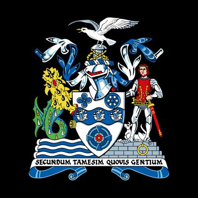 Thurrock FC logo vector