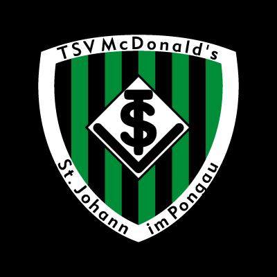 TSV McDonald's logo vector