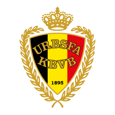 URBSFA/KBVB logo vector
