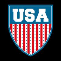 USA shield logo template