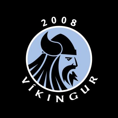 Vikingur logo vector