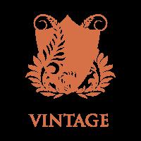Vintage Emblem logo template