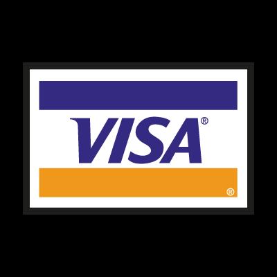 VISA logo template