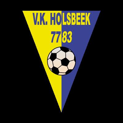 VK Holsbeek logo vector