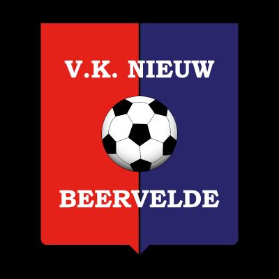 VK Nieuw Beervelde logo vector