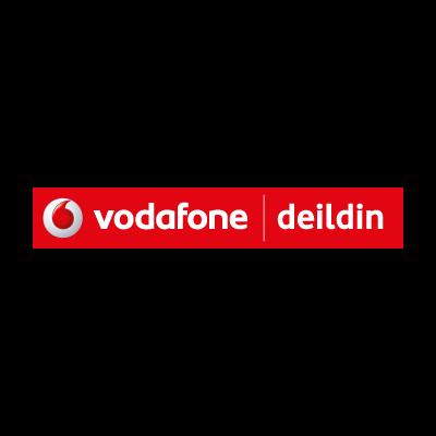 Vodafonedeildin vector logo