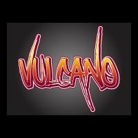 Vulcano logo template