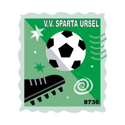 VV Sparta Ursel logo vector