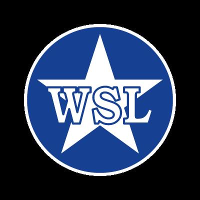 Witte Ster Lovrienden Lotenhulle vector logo