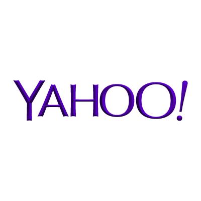 Yahoo new (2013) logo vector