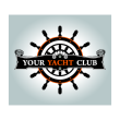 Your yacht club logo template