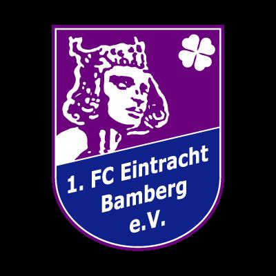 1. FC Eintracht Bamberg logo vector