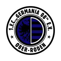 1. FC Germania 08 Ober-Roden vector logo