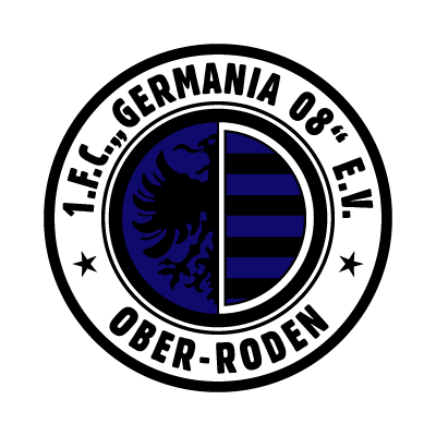 1. FC Germania 08 Ober-Roden logo vector