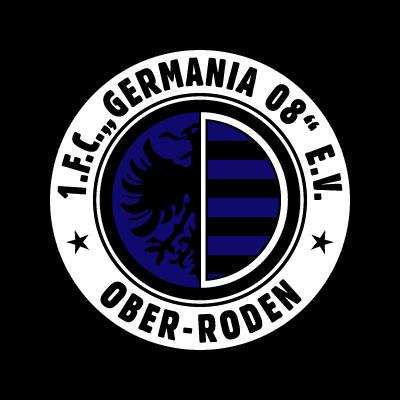 1. FC Germania 08 Ober-Roden vector logo