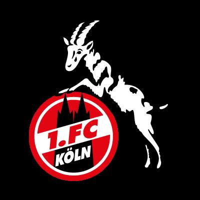 1. FC Koln logo vector
