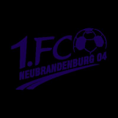 1. FC Neubrandenburg 04 logo vector