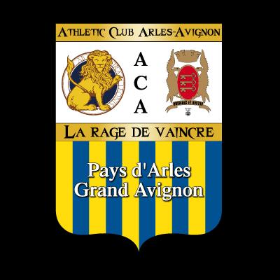 AC Arles-Avignon logo vector